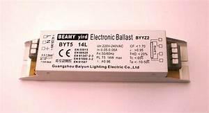 Rhino Monaco Electronic Ballast T5 14w