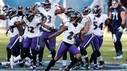 Ravens Titans Wild Card Baltimore Lamar Victory
