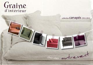 graine d intérieur canapé canapés 2011 2012 by graine d 39 intérieur issuu