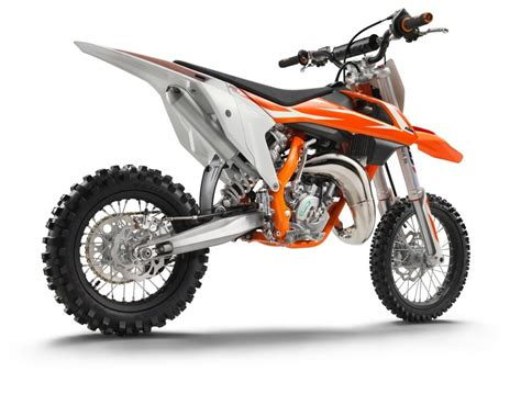 ktm 65 sx 2018 ktm motocross sx lineup cycle news