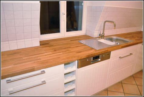 Massivholz Arbeitsplatte Ikea  Arbeitsplatte  House Und