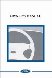 2008 Ford Escape Owner Manual Portfolio Kit