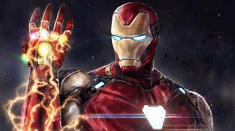 iron man infinity stones avengers endgame