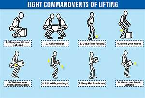 Proper Lifting Technique To Protect Your Back