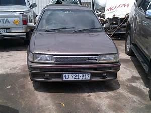 1989 Toyota Corolla Twin Cam 24 Valve