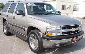 2003 Chevrolet Tahoe - Information And Photos