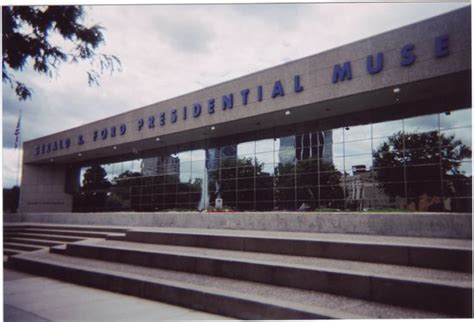Gerald R Ford Museum by Gerald R Ford Museum Grand Rapids All You Need To