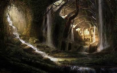 Medieval Wallpapers Dark Fantasy Wallpapersafari Widescreen