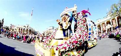 Parade Fantasy Festival Disney Disneyland Land Floats