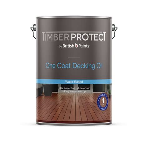 timber protect   coat water based decking oil
