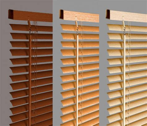 Wooden Venetian Blinds by New Wood Wooden Grain Effect Pvc Venetian Blind Blinds