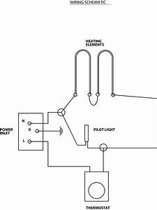 Water Heating Element Wiring Diagram