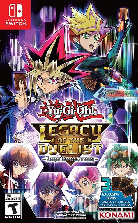 legacy yu duelist gi oh yugioh link evolution cards order duelists exclusive pre card monster spell box tcg unpack physical