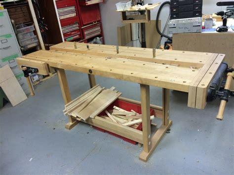 work bench lee valley veritas malahat including shawnigan