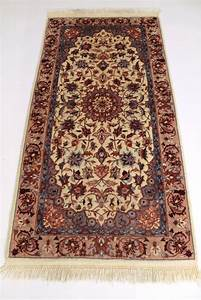 beautiful hand knotted oriental carpet isfahan cork wool With tapis oriental avec canapé hauteur 70 cm