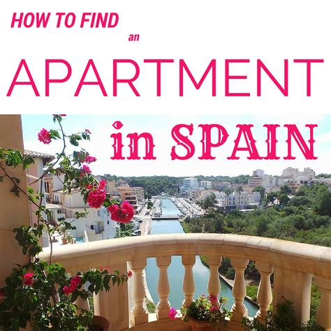 how to find an apartment how to find an apartment in spain hole stories