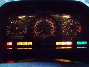 Instrument Cluster W124 - Mercedes Forum