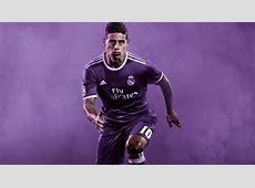 Real Madrid 1617 Away Released Footy Headlines