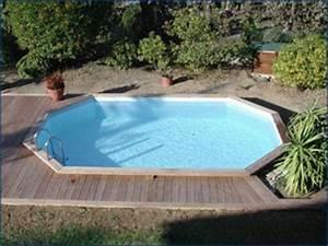 Promo Piscine Hors Sol : promo piscine en bois gardipool oblong x ~ Dailycaller-alerts.com Idées de Décoration