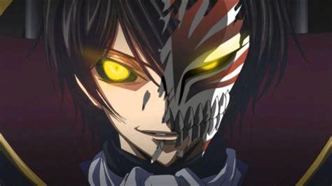 anime with eye powers izaza ozihaha s shadow lelouch lerouge