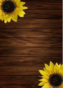 sunflowers, wedding, invitation
