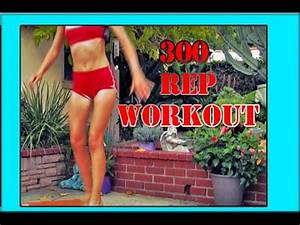 300 Rep WORKOUT Get Fit - YouTube