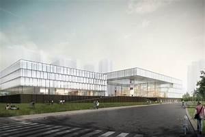 Ksp Jürgen Engel Architekten : gallery of ksp j rgen engel wins competition for new shenzhen art museum and library 2 ~ Frokenaadalensverden.com Haus und Dekorationen