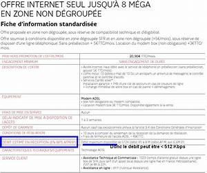 Internet Seul Sfr : offre internet seul 15 90 mois sans la box de le forum sfr 191618 ~ Dallasstarsshop.com Idées de Décoration