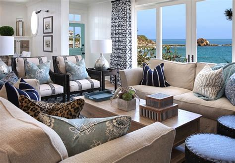 Cheap Simple Living Room Decorating Ideas 30 Beach House