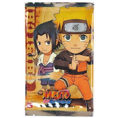 naruto shippuden card game chibi tournament series