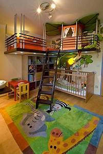 Zweite Ebene Kinderzimmer Zweite Ebene Im Kinderzimmer Bauen Und