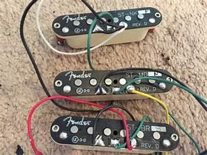 Fender Scn Samarium Cobalt Noiseless Pickups