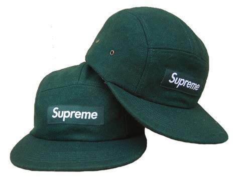 Shop Supreme Hats - supreme 5 panel c snapback green cap supreme snapback