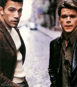 Ben & Matt Damon - Ben Affleck Photo (255924) - Fanpop