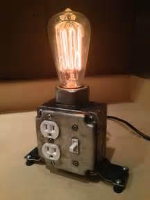 Edison Industrial Desk Lamp