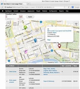 Ip Geolocation Views  U0026 Maps