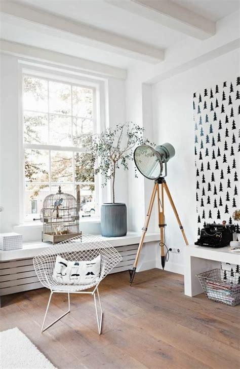 Tapeten Skandinavischer Stil by Wohnzimmer Tapeten Ideen Wie Sie Die Wohnzimmerw 228 Nde Beleben