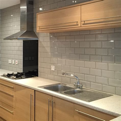 cheap kitchen wall tiles uk metro light grey wall tile metro wall tiles from tile 8172