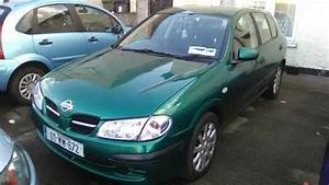 2001 Nissan Almera Parts Or Repair 150 Euro For Sale In