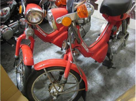 Suzuki Fa50 For Sale by 1985 Suzuki Scooter Fa50 For Sale On 2040 Motos