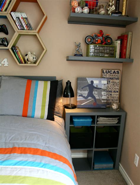 Bedroom Awesome Boy Room Cool Blue Boys Ideas For Small