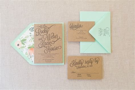 Shopping For Wedding Invitations On Etsy
