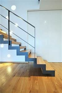 Stahltreppe Mit Holzstufen : innentreppe stahltreppe mit holzstufen buche treppe stahl holz treppen pinterest garten ~ Orissabook.com Haus und Dekorationen