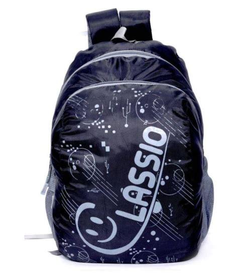 CLASSIO BAGS Black School Bag 32 Ltr for Boys & Girls: Buy ...