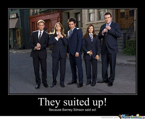 Suits Memes - how i met your mother meme barney image memes at relatably com