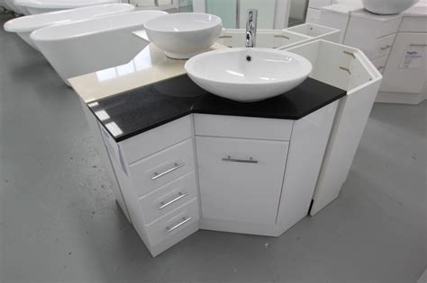 Bathroom Unit Design by 45 Corner Bathroom Sink Vanity Units Interior Design 15