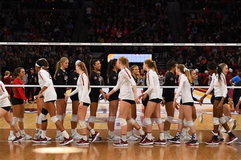 Nebraska Vs Stanford Volleyball Match Preview And How To