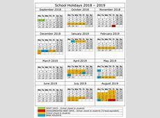 Get UK School Holidays 2019 Calendar Free Printable