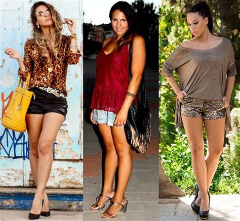 Styles Ideas Various Cute Short Outfit Ideas for All Seasons   Gorgeautiful.com