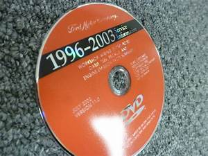 1996 Ford Mustang Coupe Convertible Shop Service Repair Manual Dvd Cobra Gt
